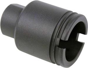 ZAZSCONEFH9 - Guntec Ar9 Flash Can Stubby - Black