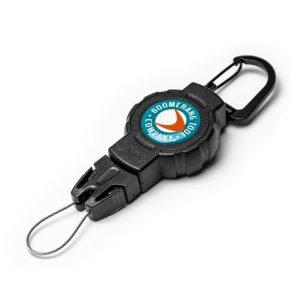 MOX1125143 300x300 - Boomerang Fishing Gear Tether LRG 10 oz 48 inch Carabiner