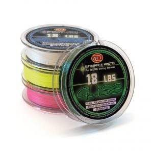 MOX5001271 300x300 - Ardent Gliss Green Fishing Line 18 Pound Test 1500 Yards