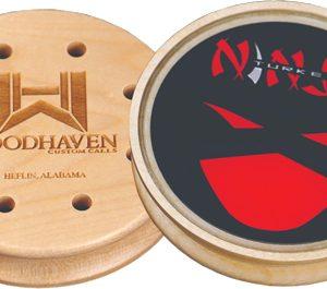 ZAWH310 300x265 - Woodhaven Custom Calls Red - Ninja Glass Friction Call