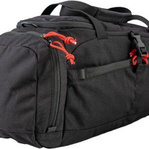 ZAZ602002 300x300 - Grey Ghost Gear Range Bag - Black W-red Zipper Pulls