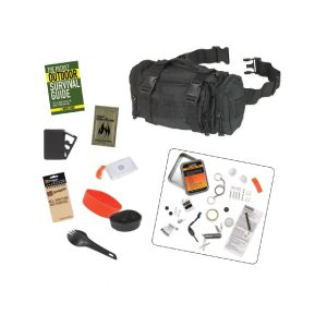 MOX4008280 300x300 - Snugpak 10-Piece Responsepak Survival Bundle - Black