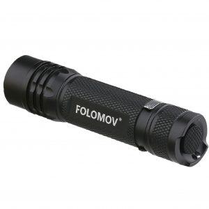 MOX4019768 300x300 - Folomov 18650S Tactical Flashlight 960 Lumens