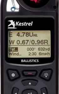 ZA0857BLBLKRUG 188x300 - Kestrel 5700 Ruger Ballistics - Weather Meter With Link Black