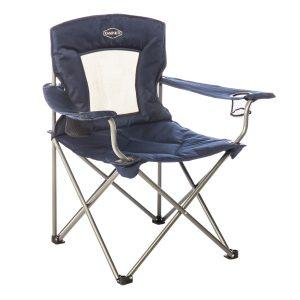 MOX4010945 300x300 - Kamp-Rite Padded Chair with Mesh Back