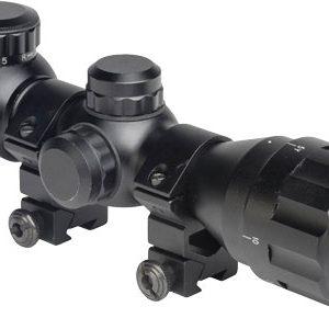 ZAHA90505 1 300x290 - Hatsan Optima 4x32ce Ao - Compact Scope W- Rings & Caps