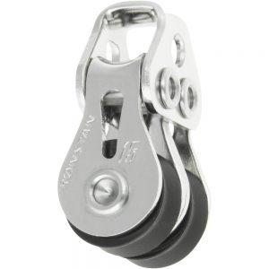 CW71027 300x300 - Ronstan Series 15 Ball Bearing Utility Block - Double, Loop Head