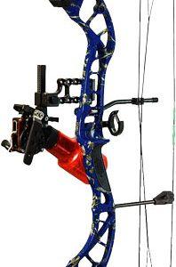 "ZA1924D3RDK3040 198x300 - Pse Bowfishing Kit D3 Cajun - Package Rh 30"" 40# Dk'd Camo"