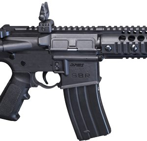 ZADSBRSG 300x288 - Crosman Dpms Sbr Co2 Air Rifle - Select Fire 430fps Gray-black