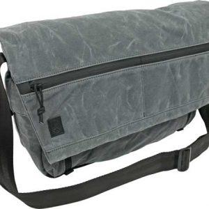 ZAZ6027GRY 300x300 - Grey Ghost Gear Wanderer Bag - Waxed Canvas Charcoal