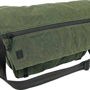 ZAZ6027OD 300x300 - Grey Ghost Gear Wanderer Bag - Waxed Canvas Olive Drab