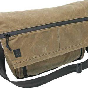 ZAZ6027TAN 300x300 - Grey Ghost Gear Wanderer Bag - Waxed Canvas Field Tan