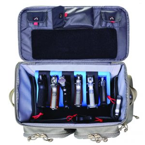MOX1115623 300x300 - GPS Tactical Rolling Range Bag Holds 10 handguns -Tan