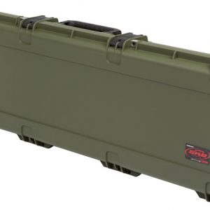 ZA3I50146ML 300x300 - Skb Cases I Series 5014 Long - Rfl Case Od Green W-wheels 50""