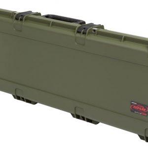 "ZA3I50146ML 300x300 - Skb Cases I Series 5014 Long - Rfl Case Od Green W-wheels 50"""